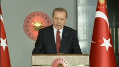 Erdoğan: Şiir ve roman sigara bağımlılığı yapıyor