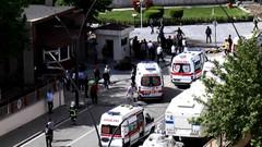 Gaziantep'te bombalı araç saldırısı: 1 polis şehit, 13 yaralı