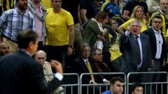 Aziz Yıldırım'dan Ergin Ataman'a büyük tepki