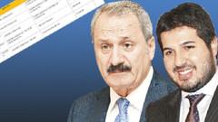 Zarrab dosyasında eski bakan Çağlayan'a ait olduğu öne sürülen para trafiği!
