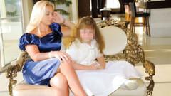 Ukraynalı anne, kızı için verdiği babalık mücadelesini kazandı
