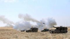 IŞİD'e karadan havadan operasyon
