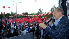 Diyarbakırlılar Erdoğan'dan bekledikleri sözleri duydu mu?