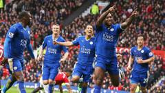 Premier Lig'de şampiyon Leicester City