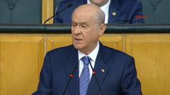 Son dakika haberi: MHP Grup toplantısında Devlet Bahçeli'den sert açıklamalar