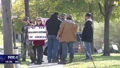 Müslümanları domuz yağlı mermiyle öldürecekler