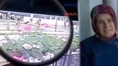 Tuzla'daki Fatma Kayıkci cinayetinden dehşet görüntüler