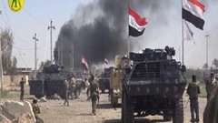 Felluce operasyonunda 250 IŞİD militanı öldürüldü