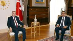 MİT Müsteşarı Hakan Fidan'ı kabul etti
