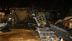 Gaziantep'te facia baba ile 6 çocuğu yanarak can verdi