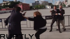 Can Dündar'a silahlı saldırının en net görüntüleri