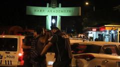 Harp Akademileri'ne 1000 polisle operasyon