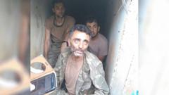 Zekeriya Kuzu'nun yakalanma anına ait fotoğraflar!