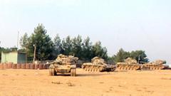 Son dakika haberleri: Türk tankları Suriye'ye girdi