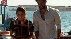 Hande Erçel'i hayranları sevgilisiyle yakaladı!