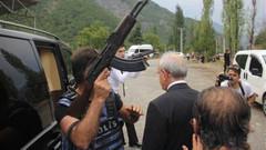 Kılıçdaroğlu'nun konvoyuna ateş açıldı! Çatışma sürüyor