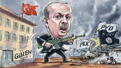 Financial Times yazarı Gardner: Erdoğan üç cephede savaşarak risk alıyor!