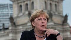 Merkel: Bizim ordumuz meclisi bombalasa...