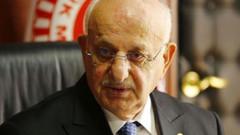 TBMM Başkanı: Hafızasını kaybeden millet, onurunu kaybetmiştir
