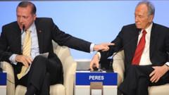 Erdoğan One minute demişti! İsrail'in eski cumhurbaşkanı Şimon Peres öldü