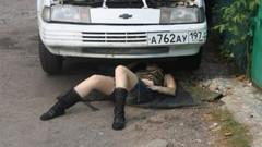 Rus kızın bu hobisi insanları şaşırtıyor!
