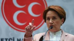 İşte Meral Akşener'in servis edilecek fotoğrafı