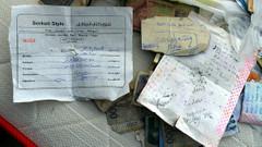 Teröristin yakalandığı evde dikkat çekici not!