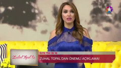 Zuhal Topal şok etti: Deniz'i stüdyodan kovdu!