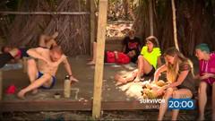Survivor ünlüler adasında büyük panik!