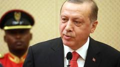 Erdoğan'ın sözlerini Tanzanyalılar uzun süre alkışladı