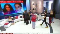 Balçiçek İlter'i canlı yayında çılgına çeviren kavga