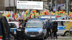 Alman polisinden skandal Pkk Tweeti!