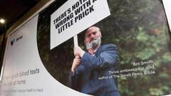 İngiltere'nin en küçük penisli erkeği reklam yapacak