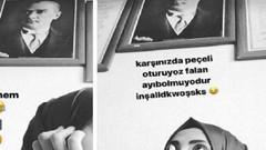 Atatürk'le ilgili skandal paylaşımlar yapan öğrenciye soruşturma