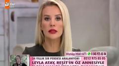 Esra Erol'da ailesini arayan Reşit skandalları ortaya çıkardı!