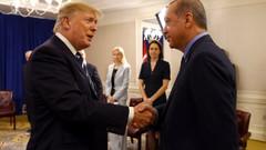 Son Dakika: ABD Başkanı Trump: Erdoğan ile Telefonla Görüşeceğim