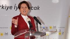 Meral Akşener: İyi Parti'nin yüzde 13 oyu var
