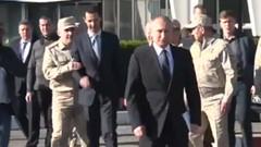 Putin'le yürümek isteyen Esad'ı, Rus general böyle durdurdu