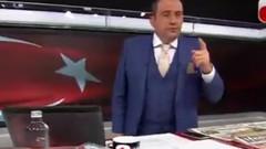 Erkan Tan canlı yayında kendinden geçti
