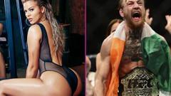 McGregor en çok Khloe Kardashian'ın kalçasını merak ediyormuş