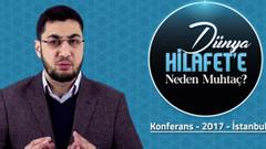İstanbul'da Hilafet konferansı toplanıyor