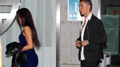 Ronaldo'dan sevgilisi Georgina Rodriguez'e şok tepki