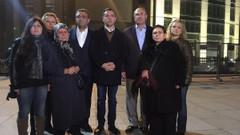 Die Welt Muhabiri Deniz Yücel'in tutuklanmasına CHP'den tepki