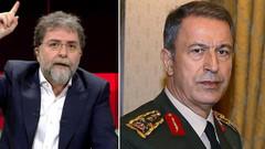 Ahmet Hakan: Konuşsanıza Hulusi Paşa; Hürriyet'in haberinin arkasında biz varız desenize!