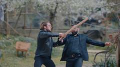 İçerde'de aksiyon dolu dövüş sahneleri!