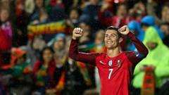 Cristiano Ronaldo en golcüler sıralamasında ilk 10'da