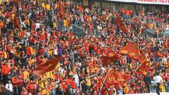 Galatasaray-Fenerbahçe maçından fotoğraflar