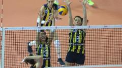 Fenerbahçe - Galatasaray maçından fotoğraflar