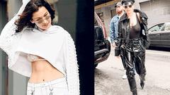 Rita Ora transparan bluzuyla şaşırttı