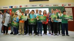 Türk zeka oyunu Mangala turnuvası yapıldı